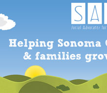 Banner for Sonoma County Nonprofit