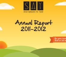 Annual Report for a Non-Profit Organization