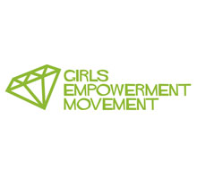 Logo for a Conference for Teen Girls