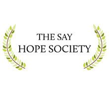 Logo for the Hope Society