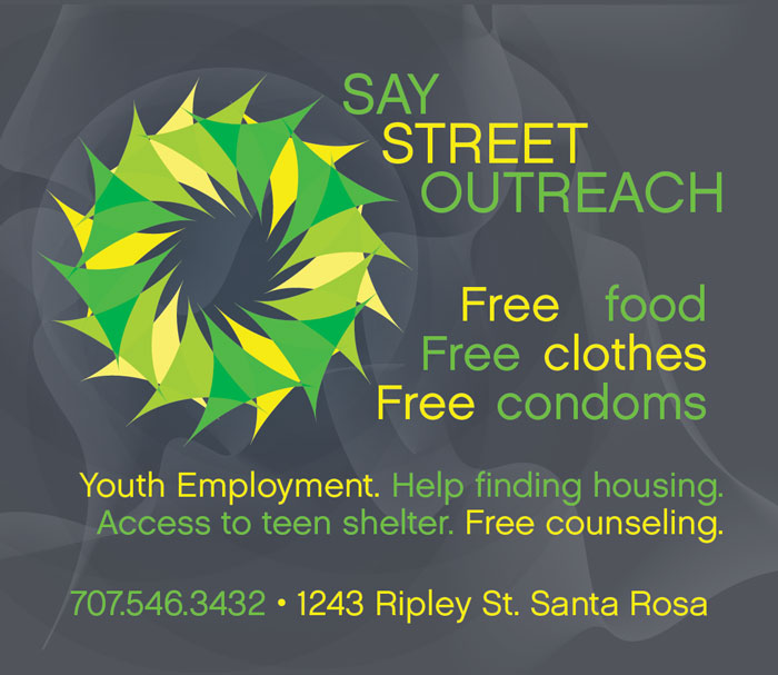 Outreach to Homeless Youth