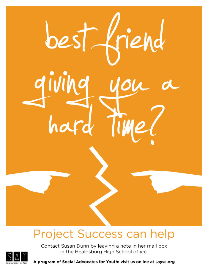 Teen Support Group Poster Series